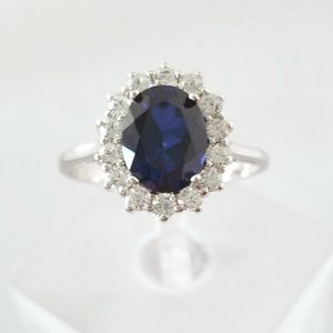 That Sapphire Ring